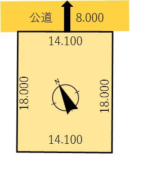 写真:恵み野北7 売地(建築条件付き)